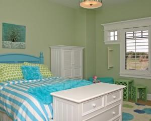 Небольшая комната для дочки