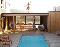 Дом любителей серфинга в ЮАР