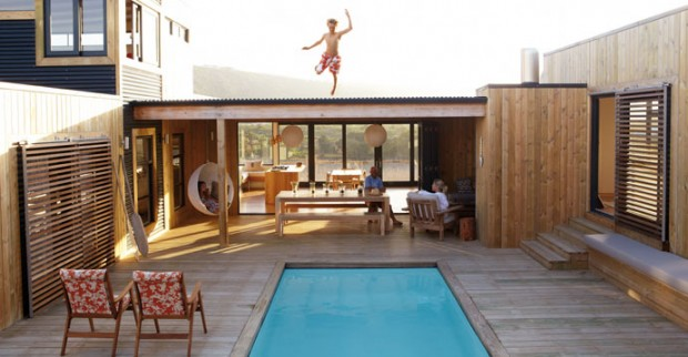 Дом любителей серфинга в ЮАР 2