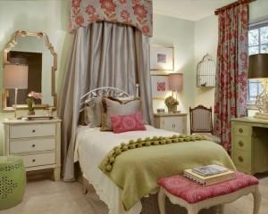 Детская спальня в стиле прованс
