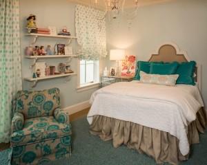 Спальня для маленькой дочери