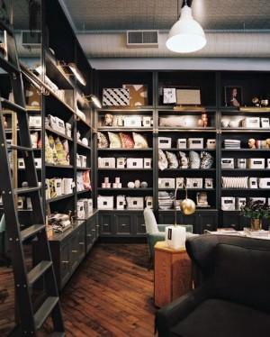 Дизайн интерьера магазина небольших сувениров