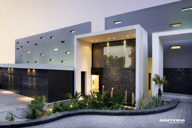 Грандиозный дом в Южной Африке