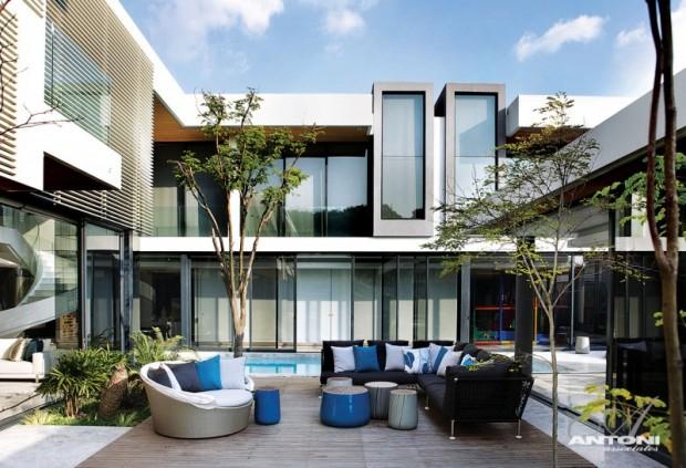 Грандиозный дом в Южной Африке 2