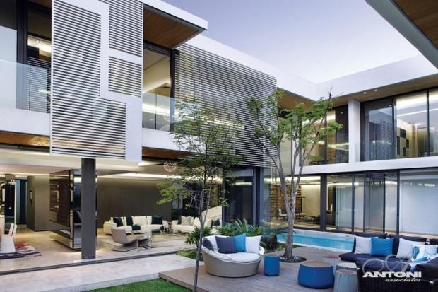 Грандиозный дом в Южной Африке 3