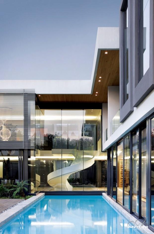 Грандиозный дом в Южной Африке 4