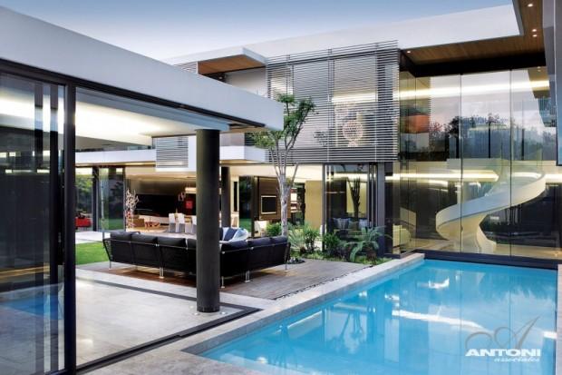 Грандиозный дом в Южной Африке 5