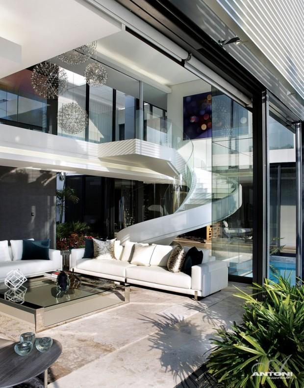 Грандиозный дом в Южной Африке 6
