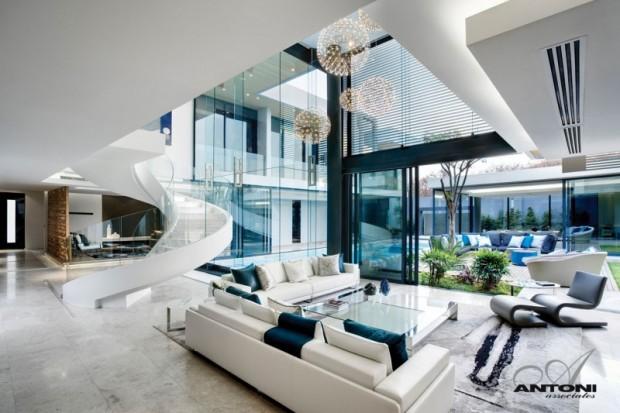Грандиозный дом в Южной Африке 7
