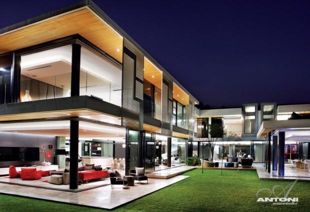 Грандиозный дом в Южной Африке 17