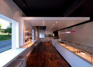 Небольшое кафе в Торонто