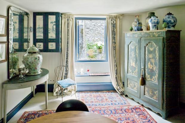 Французский дом в Англии