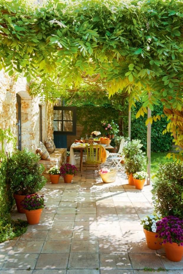 Испанская сельская гостиница 3