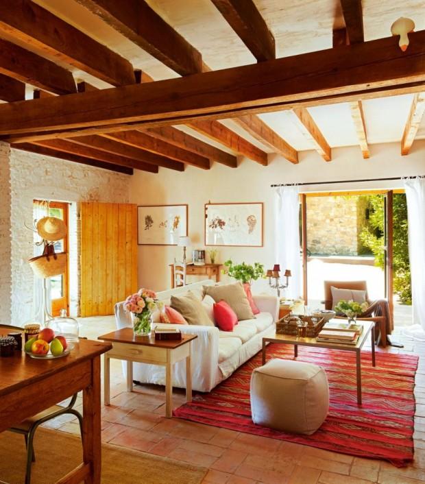 Испанская сельская гостиница 5