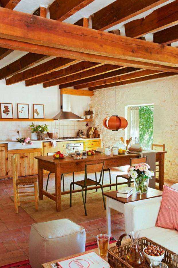 Испанская сельская гостиница 7