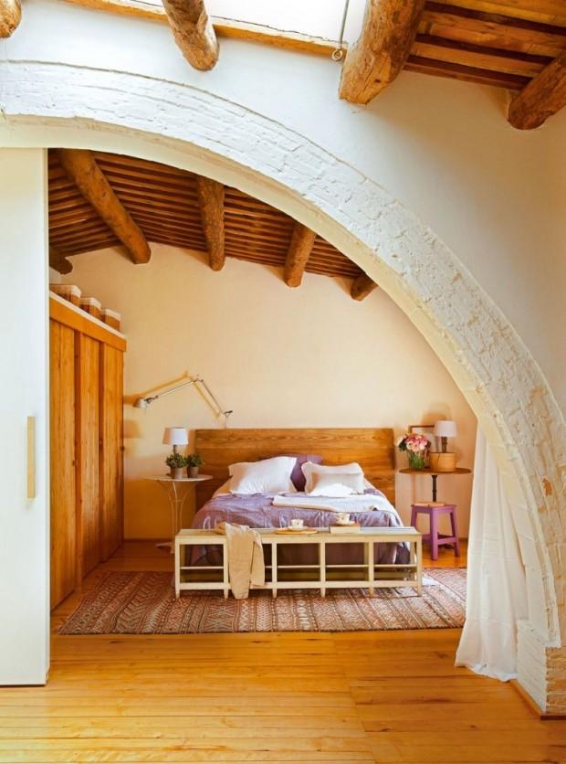 Испанская сельская гостиница 9