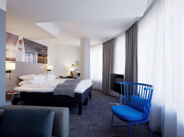Норвежский отель 12