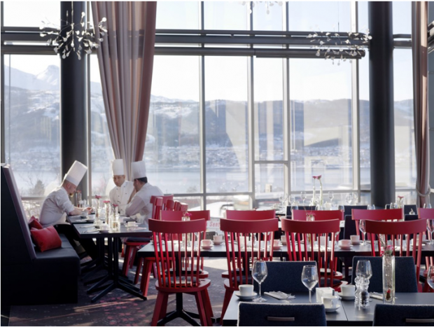 Норвежский отель 7