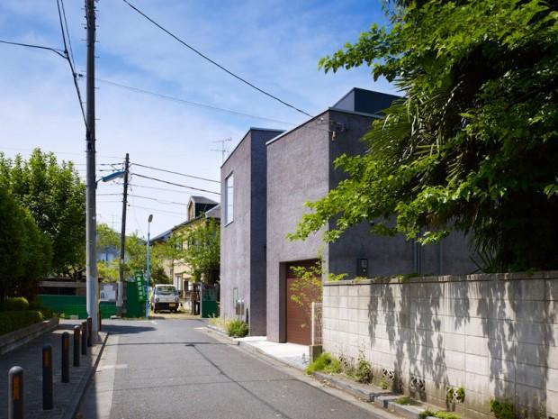 Дом в Токио 2