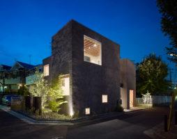Интерьер недели: Дом в Токио