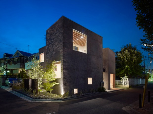 Дом в Токио 12