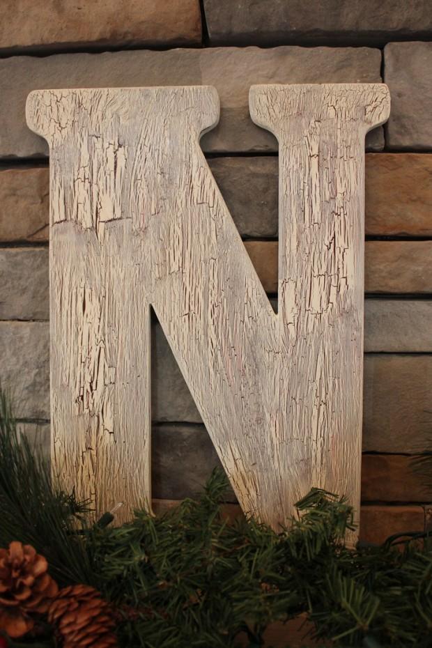 Эффект кракле для реставрации мебели