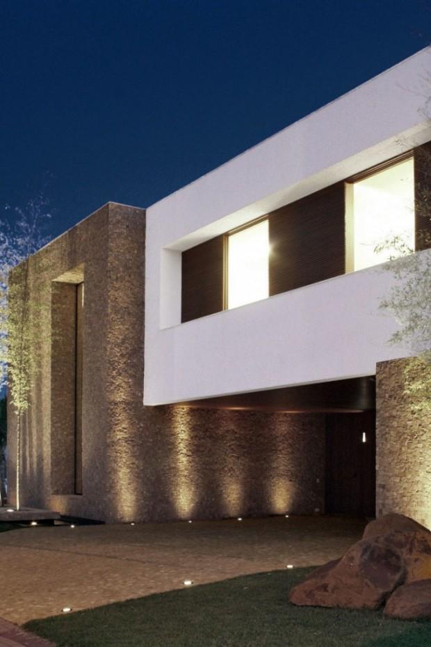 Современный бразильский дом 2