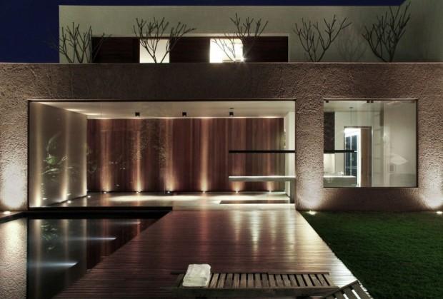 Современный бразильский дом 4