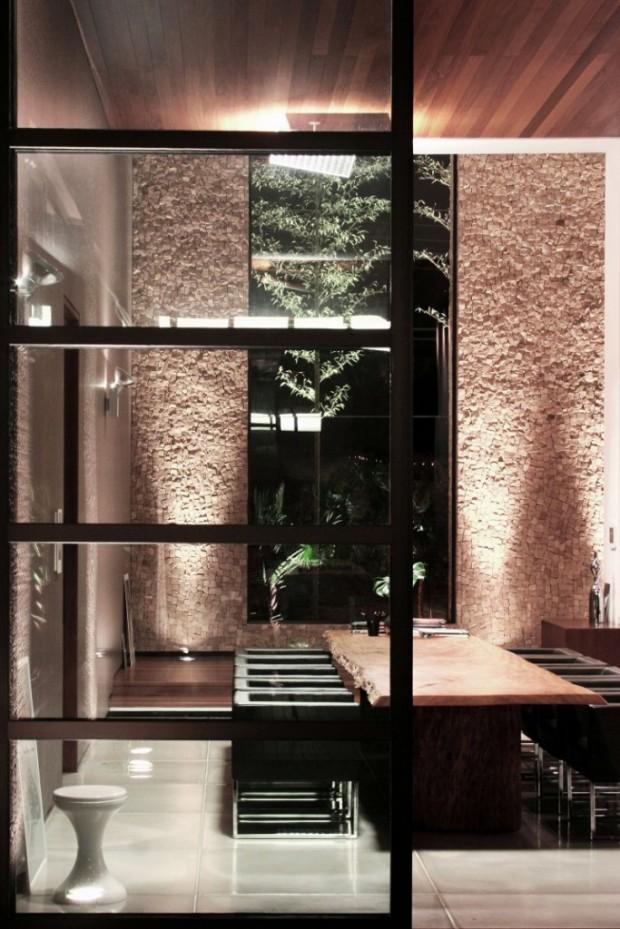 Современный бразильский дом 6