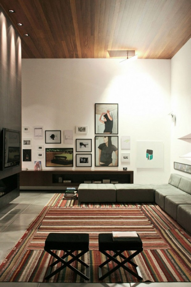 Современный бразильский дом 9