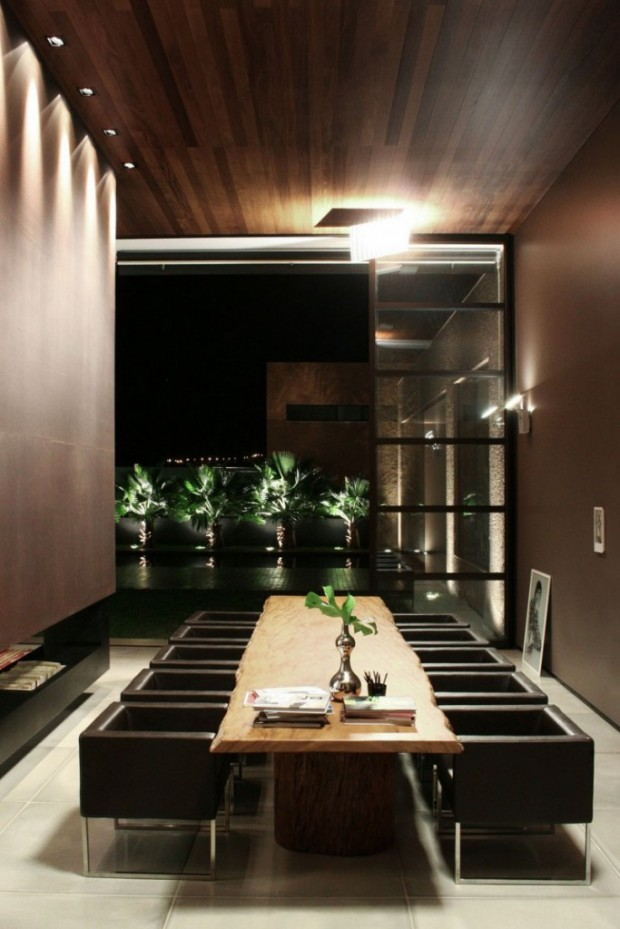 Современный бразильский дом 11