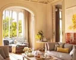 Интерьер недели: Идеальная барселонская квартира