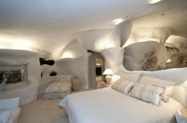 Дом-пещера в Малибу 10