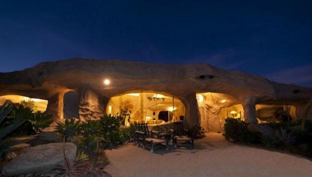Дом-пещера в Малибу 2