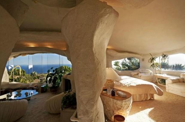 Дом-пещера в Малибу 5