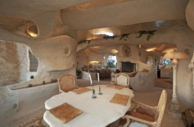 Дом-пещера в Малибу 6