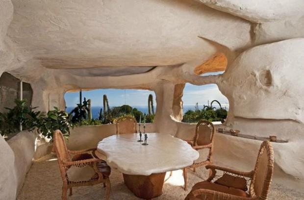 Дом-пещера в Малибу 7