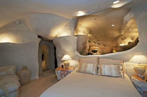 Дом-пещера в Малибу 9
