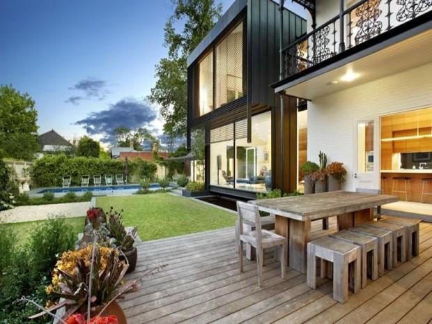 Дом в Мельбурне 9