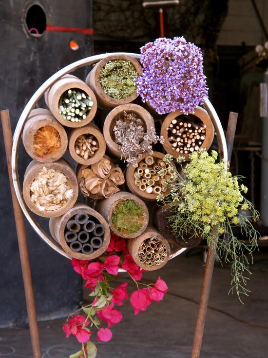 Декоративная арома ваза