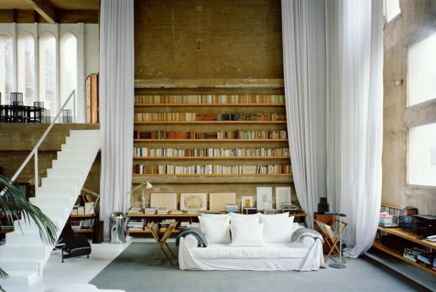 Парижская квартира от модных дизайнеров 4