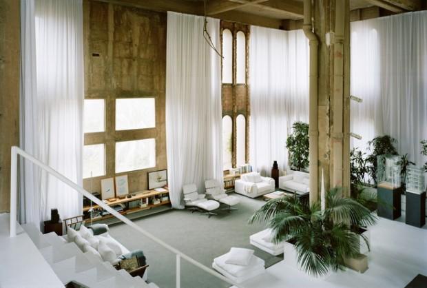 Парижская квартира от модных дизайнеров 8