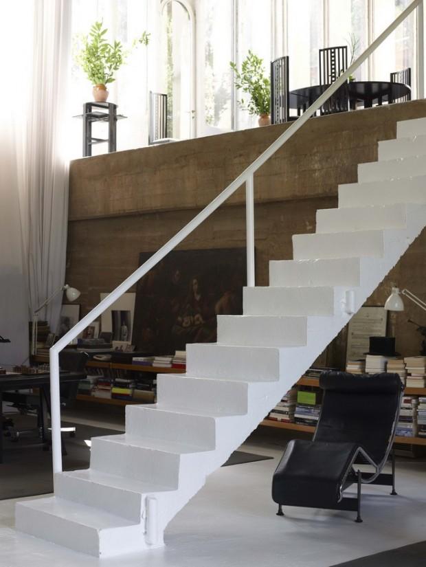Парижская квартира от модных дизайнеров 9