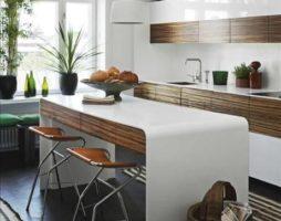 Кухня зебрано — непередаваемый африканский колорит на вашей кухне
