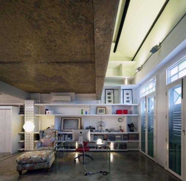 Квартира в индустриальном стиле 2