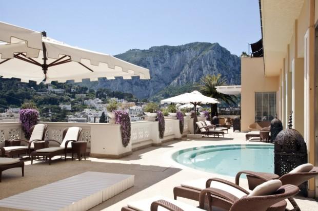 Отель на Капри 10