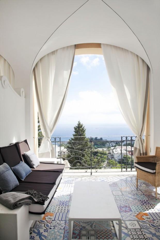 Отель на Капри 2