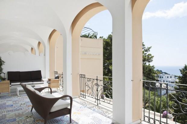 Отель на Капри 3