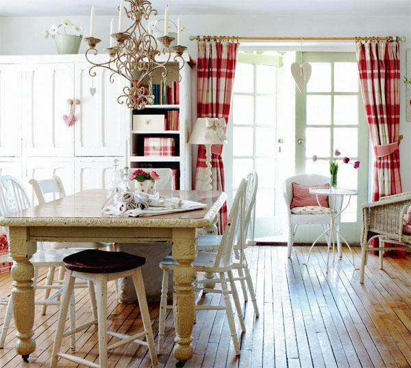Интерьер недели: красивый английский дом