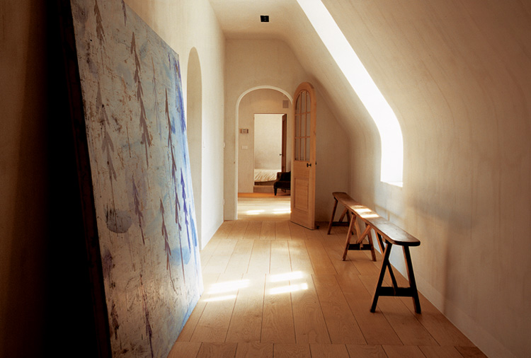 Загородный особняк дизайнеров